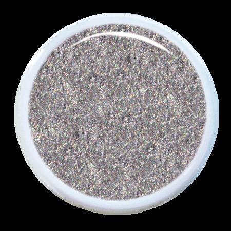 Colorgel V48 silver rainbow glimmer