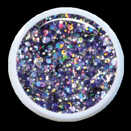 Colorgel V51 big glitter volcano